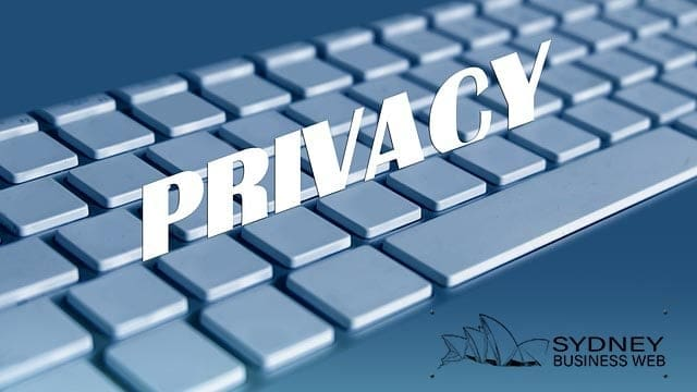 Sydney Business Web privacy Policy and terms of Use