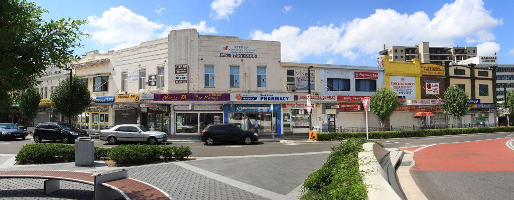 Bankstown Center