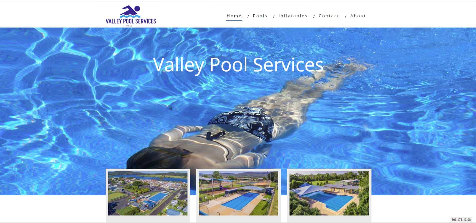 Valley Pool Services