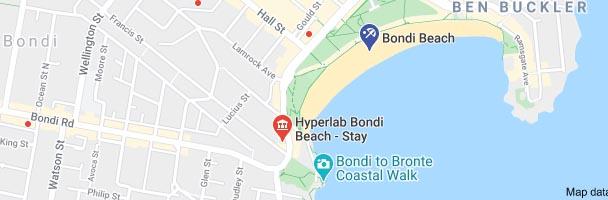 website design bondi beach