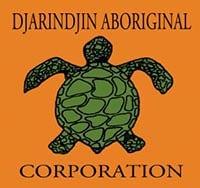 djarindjin aboriginal corporation logo