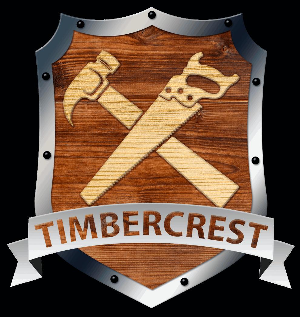 Final logo for Timbercrest