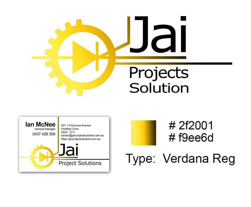Jai project Solutions Business logo