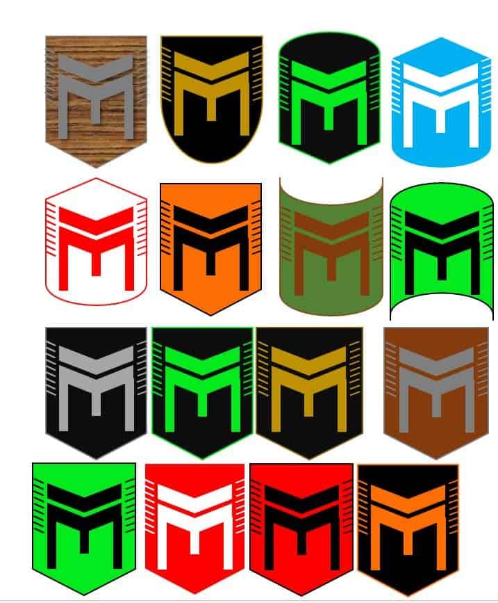 Customer concept logos