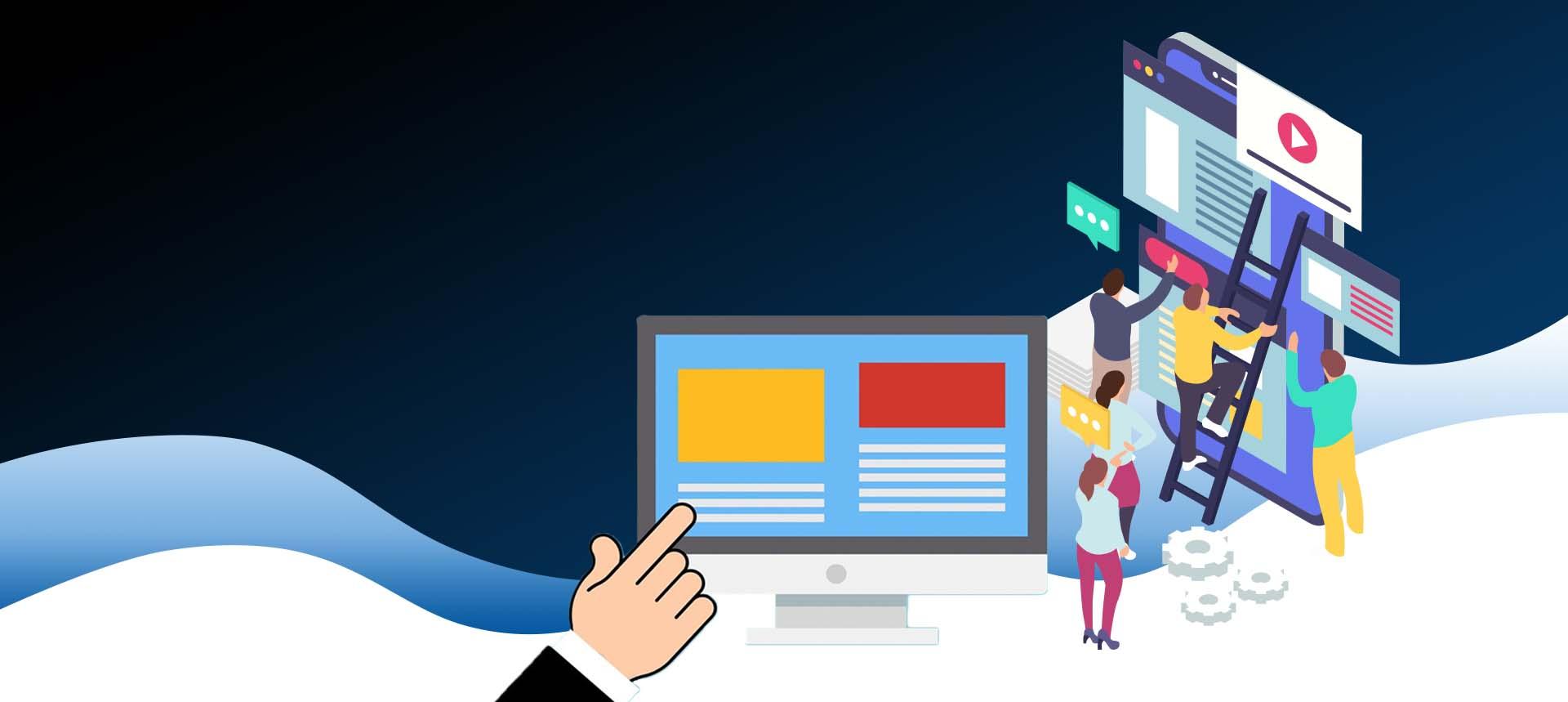 eCommerce Websites and Business Websites